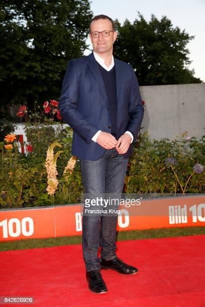 Jens Spahn attends the BILD100 event at Axel Springer Haus on September 4 2017 in Berlin Germany