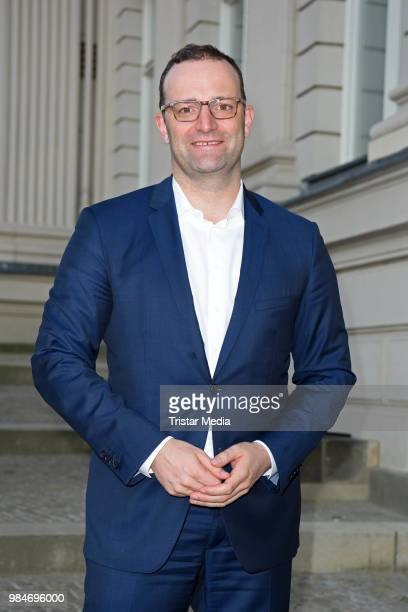 Jens Spahn attends the BURDA Summer Party on June 26 2018 in Berlin Germany