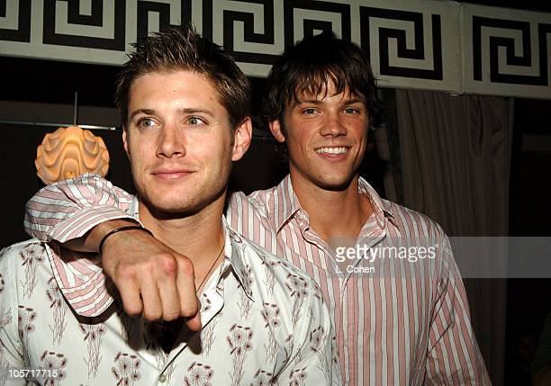 Jensen Ackles and Jared Padelecki of Supernatural