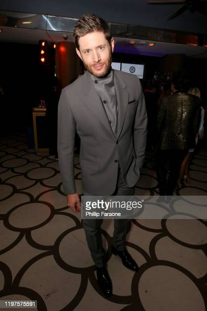 Jensen Ackles attends The Art Of Elysium's 13th Annual Celebration Heaven at Hollywood Palladium on January 04 2020 in Los Angeles California