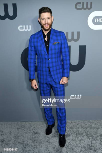 Jensen Ackles attends the The CW Network 2019 Upfronts at New York City Center on May 16 2019 in New York City
