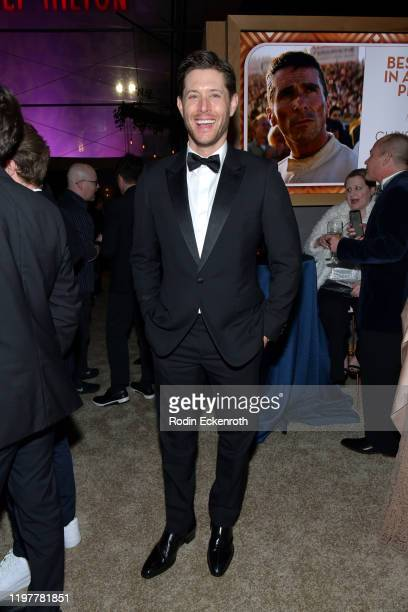 Jensen Ackles attends The Walt Disney Company 2020 Golden Globe Awards PostShow Celebration at The Beverly Hilton Hotel on January 05 2020 in Beverly...
