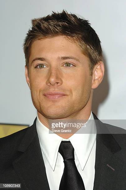 Jensen Ackles during 11th Annual Critics' Choice Awards Arrivals at Santa Monica Civic Auditorium in Santa Monica California United States