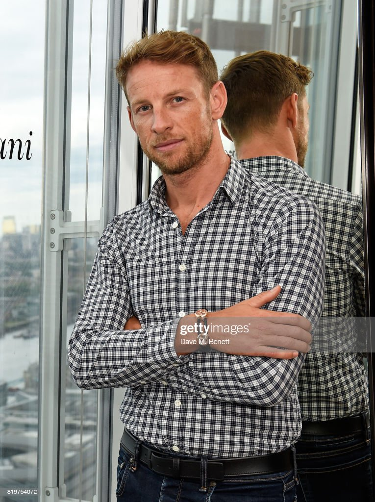 Parham Ramezani X Jenson Button Jewellery launch