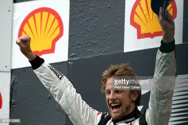 Jenson Button, Grand Prix of Hungary, Hungaroring, 06 August 2006.