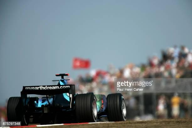 Jenson Button, Honda RA107, Grand Prix of Turkey, Istanbul Park, 26 August 2007.