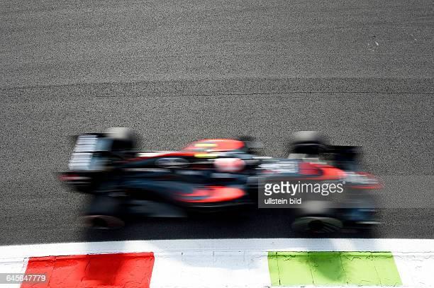 Jenson Button McLaren Honda formula 1 GP Italien in Monza