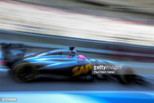 Jenson Button, McLaren-Mercedes MP4-29, Grand Prix of Abu Dhabi, Yas Marina Circuit, 23 November 2014.