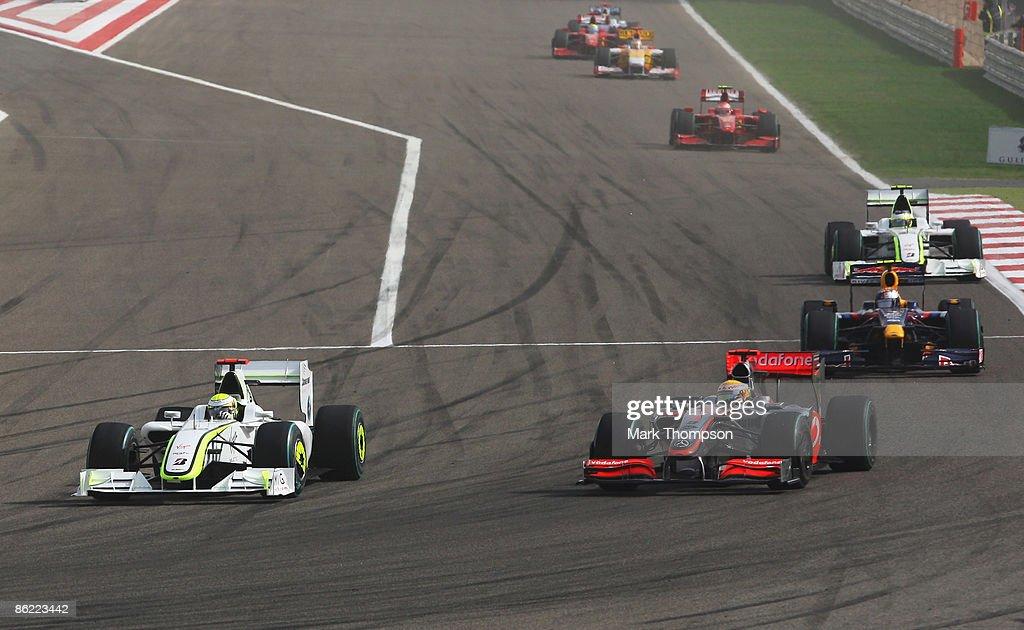 F1 Grand Prix of Bahrain - Race : News Photo