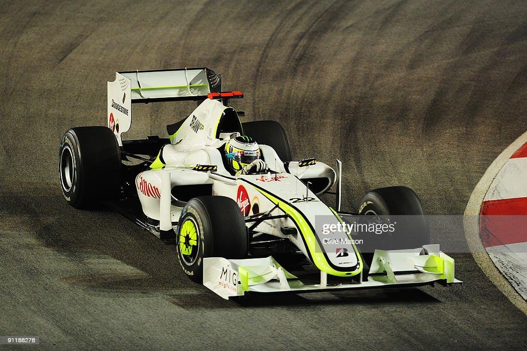 F1 Grand Prix of Singapore - Race : News Photo