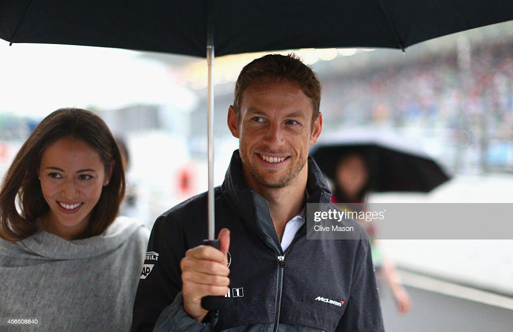 F1 Grand Prix of Japan - Previews : ニュース写真