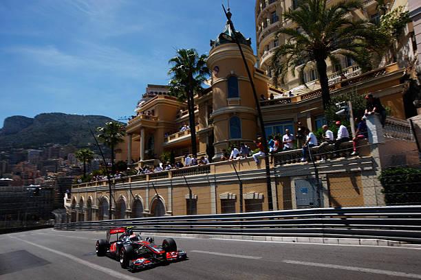 Monaco F1 Grand Prix - Race