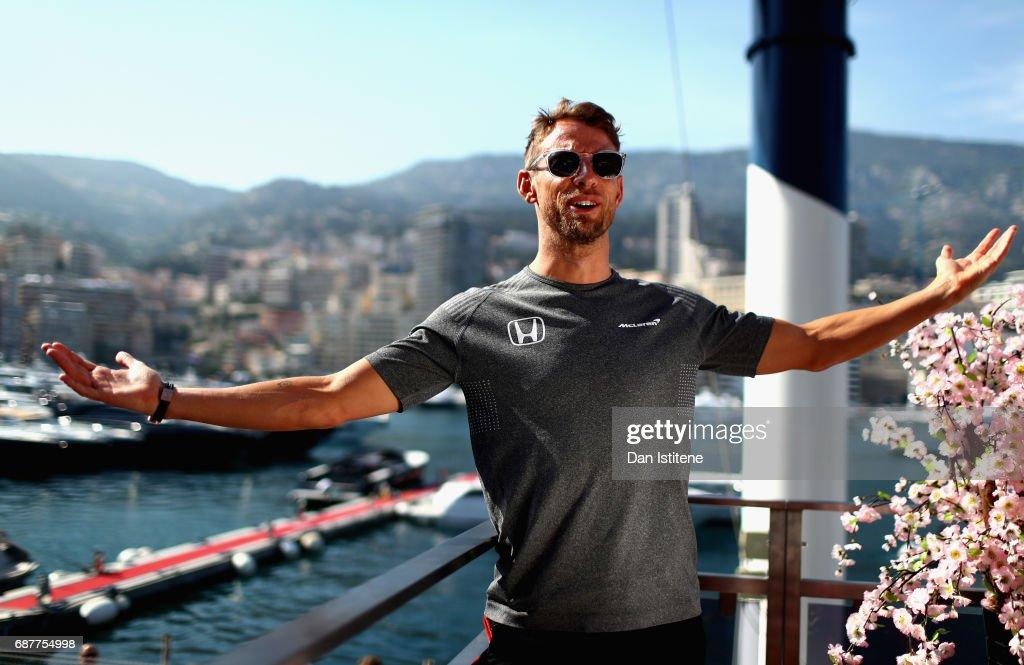 F1 Grand Prix of Monaco - Previews : News Photo