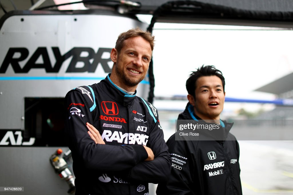SuperGT Official Test : News Photo