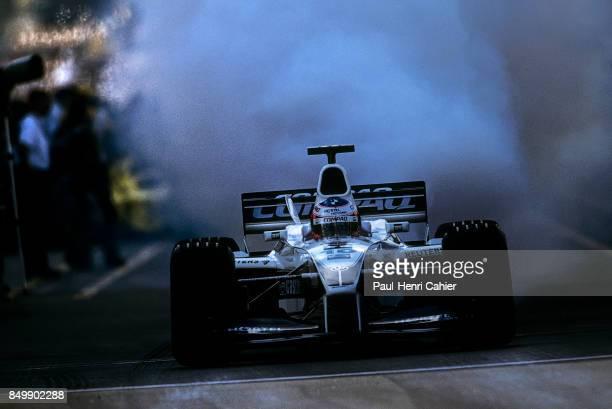 Jenson Button, Williams-BMW FW22, Grand Prix of Australia, Melbourne Grand Prix Circuit, Melbourne, Australia, March 12, 2000.