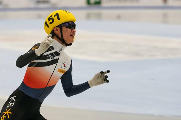 ITA: ISU World Junior Short Track Speed Skating Championships - Bormio