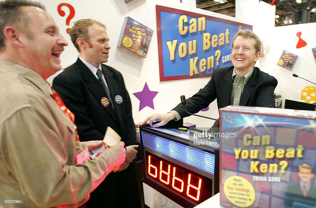 New York Toy Fair Gets Underway : News Photo