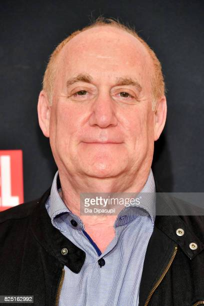 """Jeph Loeb attends the """"Marvel's The Defenders"""" New York Premiere at Tribeca Performing Arts Center on July 31, 2017 in New York City."""