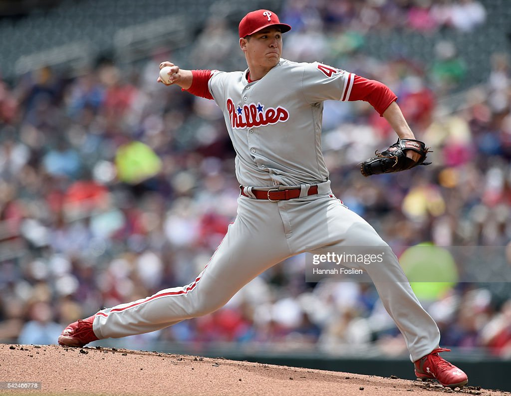 Philadelphia Phillies v Minnesota Twins : News Photo