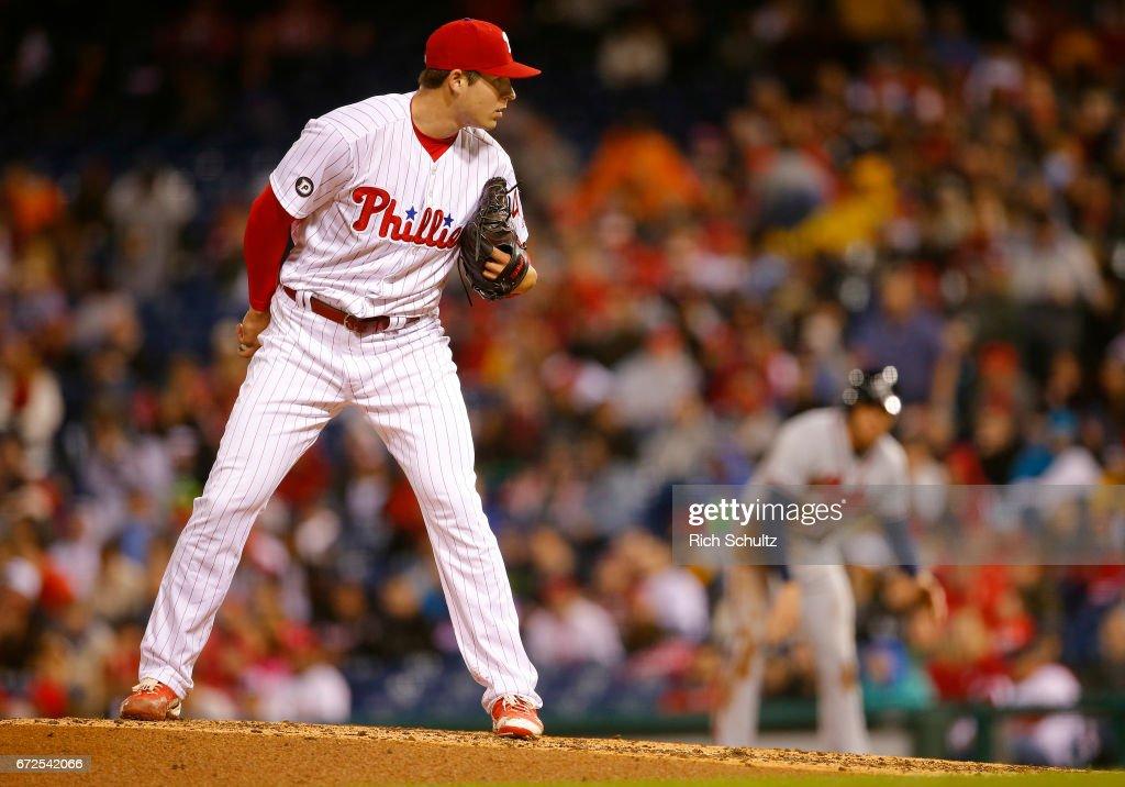 Atlanta Braves v Philadelphia Phillies : News Photo