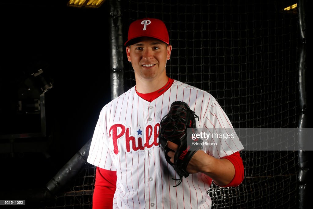 Philadelphia Phillies Photo Day : News Photo