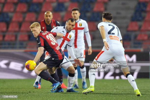 984 Bologna Fc V Genoa Cfc Serie A Photos And Premium High Res Pictures Getty Images