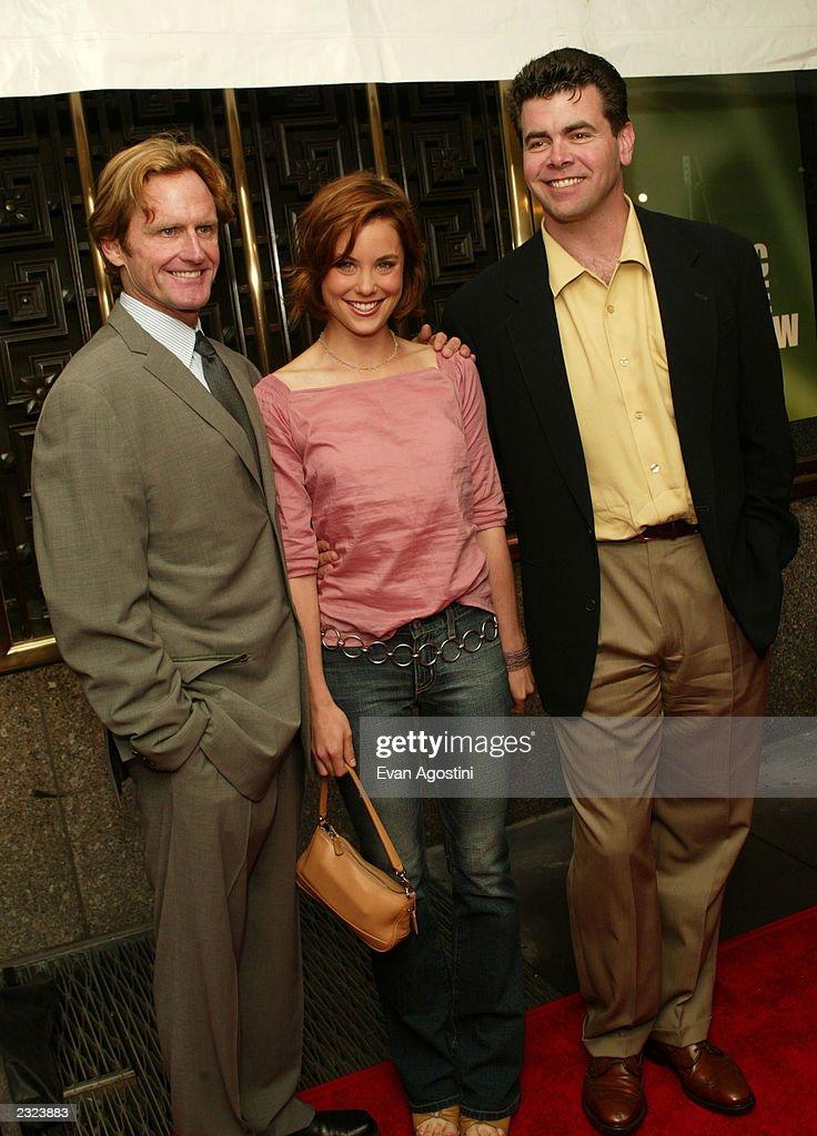 NBC Upfront 2002/2003 Season : News Photo