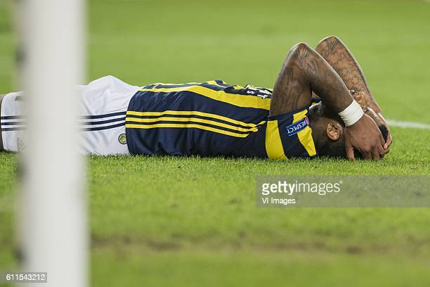 Jeremain Lens of Fenerbahceduring the UEFA Europa Leaguegroup A match between Fenerbahce and Feyenoord Rotterdam on September 29 2016 at the Sukru...