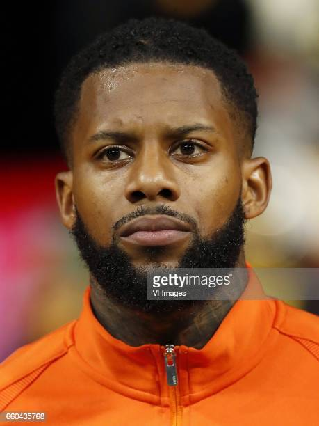 Jeremain Lens of Hollandduring the friendly match between Netherlands and Italy at the Amsterdam Arena on March 28 2017 in Amsterdam The Netherlands