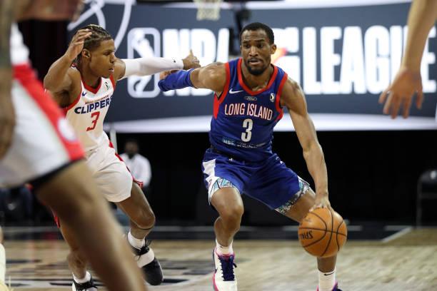 FL: Agua Caliente Clippers v Long Island Nets