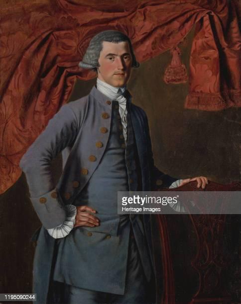 Jeremiah Platt, 1767. Artist John Mare.