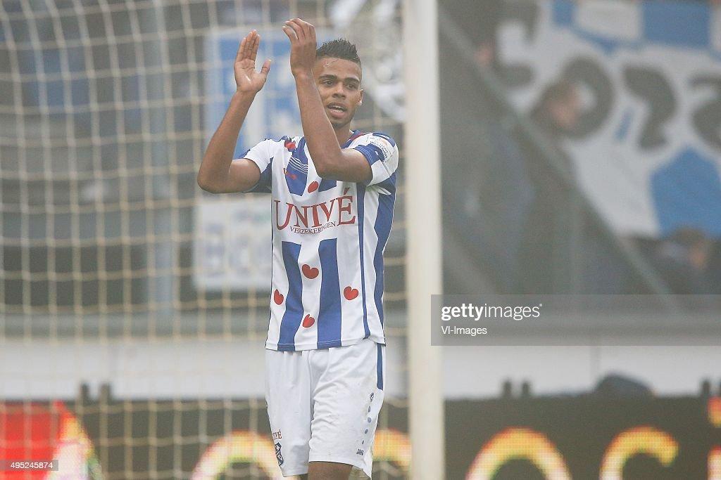 "Dutch Eredivisie - ""sc Heerenveen v SC Cambuur Leeuwarden"" : News Photo"