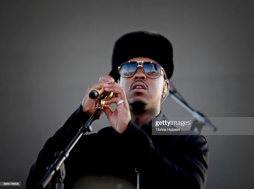 Jeremih performs at the 1st Annual Ship Show Music Festival on May 27, 2017 in Alameda, California.