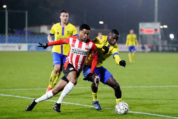 NLD: Jong PSV v SC Cambuur - Dutch Keuken Kampioen Divisie