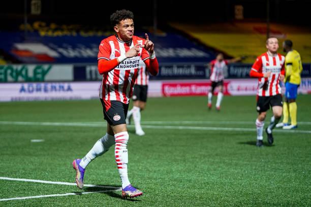 NLD: SC Cambuur v Jong PSV - Dutch Keuken Kampioen Divisie