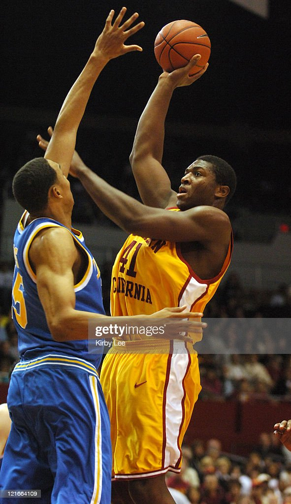 NCAA Men's Basketball - USC vs UCLA - February 19, 2006