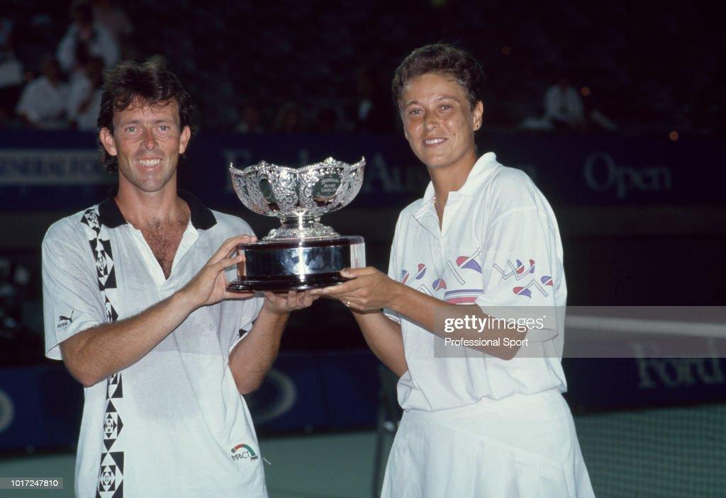 Australian Open Championships : News Photo