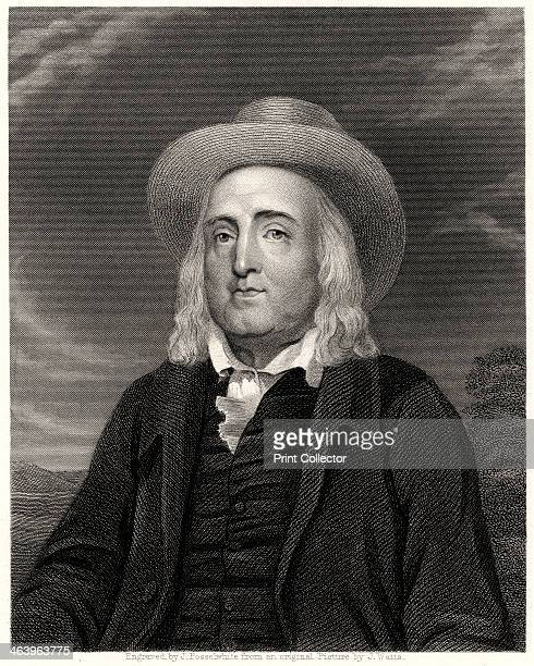 'Jeremy Bentham' 19th century Jeremy Bentham English social reformer and philosopher Bentham established the doctrine of utilitarianism He was also a...