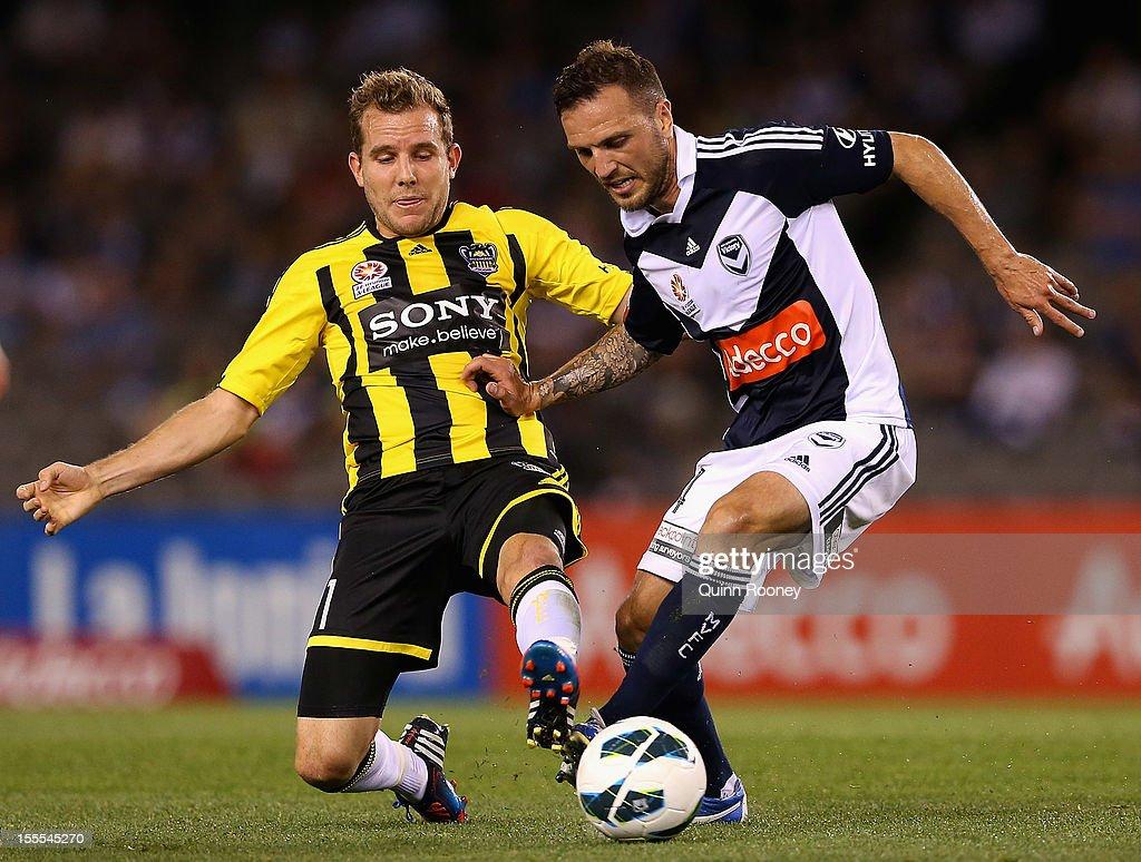 A-League Rd 5 - Victory v Wellington