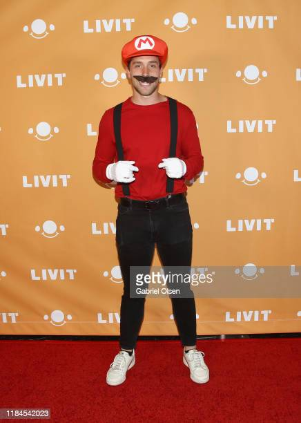 Jeremy Burling attends Trip 'R' Treat with LIVIT LA's Largest Live Streaming Competition on October 30 2019 in Hollywood California