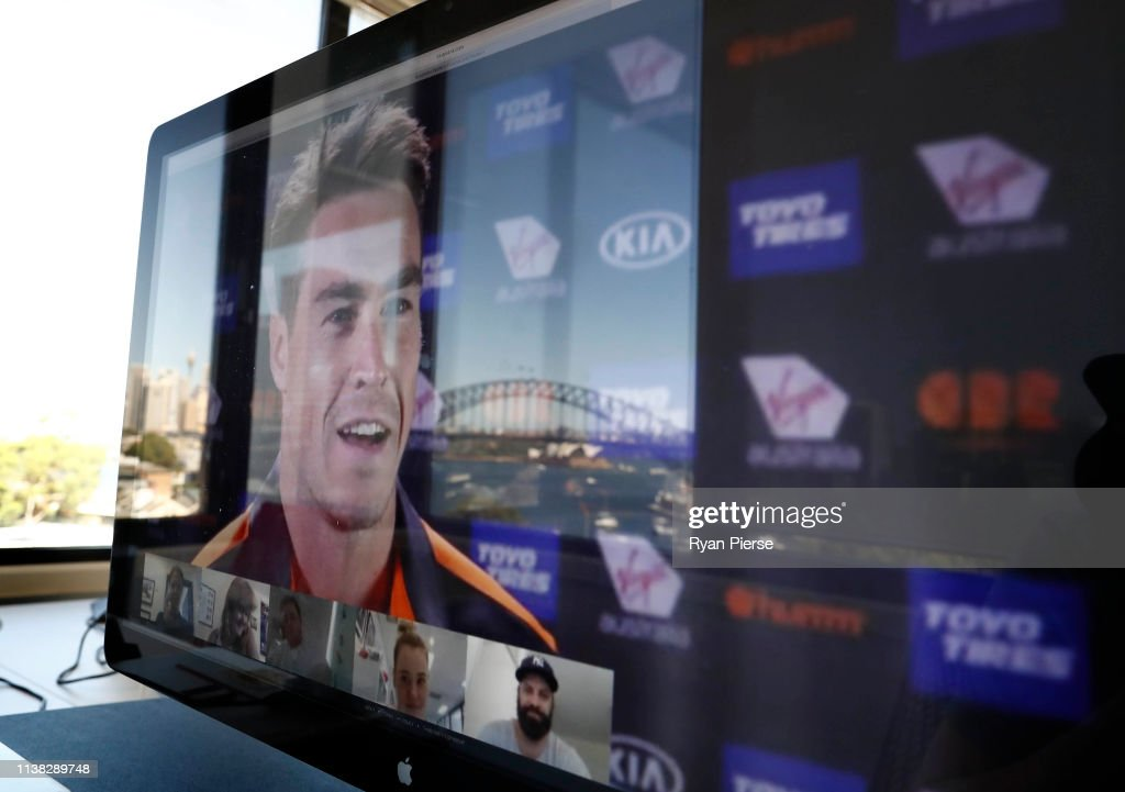 AUS: GWS Giants Digital Press Conference