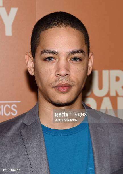 """Jeremy Carver attends Sony Pictures Classics and The Cinema Society Special Screening of """"The Burnt Orange Heresy"""" at The Roxy Cinema on March 05,..."""