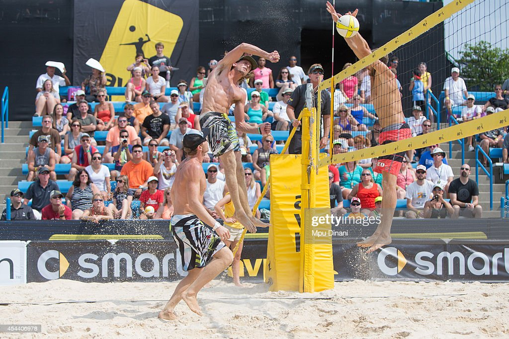 2014 AVP Cincinnati Open : News Photo