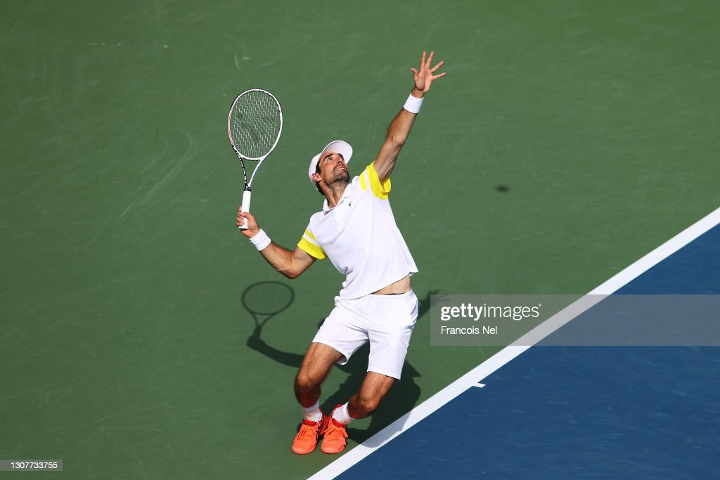 Dubai Duty Free Tennis - Day Twelve : News Photo