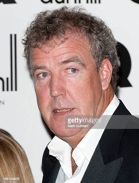 Jeremy Clarkson And Frances Clarkson At The 2011 Gq Men Of The Year Awards At The Royal Opera House Covent Garden London