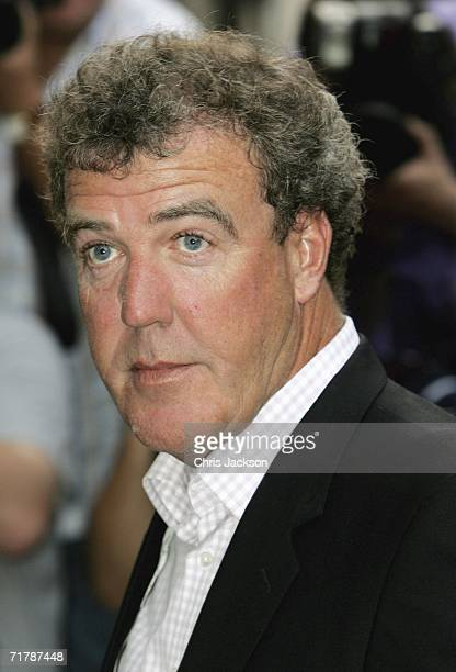 Jeremy Clarkson arrives for the GQ Men of the Year Awards at the Royal Opera House on September 5 2006 in London England