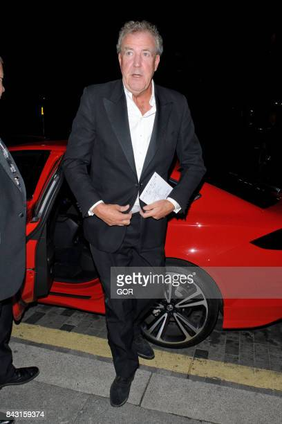 Jeremy Clarkson at the GQ Awards on September 5 2017 in London England