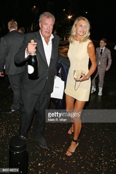 Jeremy Clarkson attending the GQ awards on September 5 2017 in London England