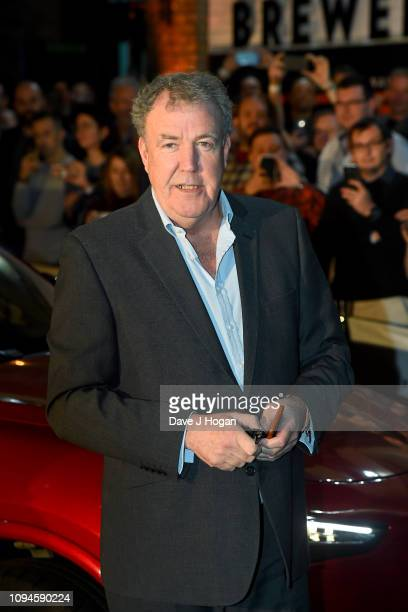 Jeremy Clarkson attends a screening of 'The Grand Tour' season 3 held at The Brewery on January 15 2019 in London England