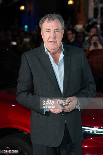 Jeremy Clarkson attends a screening of 'The Grand Tour' season 3 held at The Brewery on January 15, 2019 in London, England.